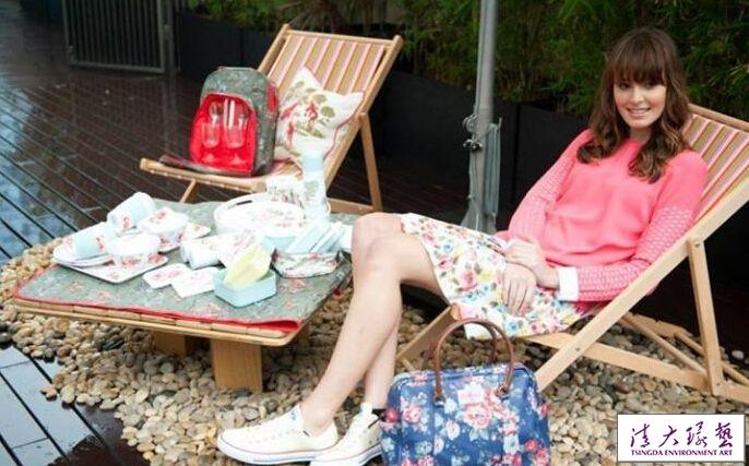英伦田园:Cath Kidston 2014春夏季新品