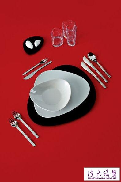 Cintura di Orione:打造诗意生活的意式餐具