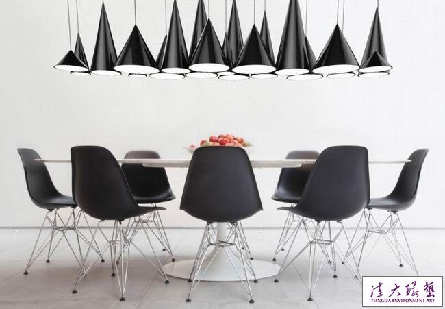 顶级灯饰公司设计 12盏顶艺术品式的灯具