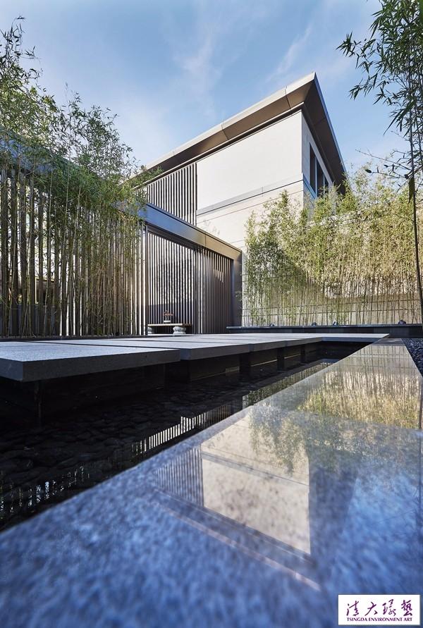 吴滨难以撼动的风景北京中粮瑞府设计-香港无间设计