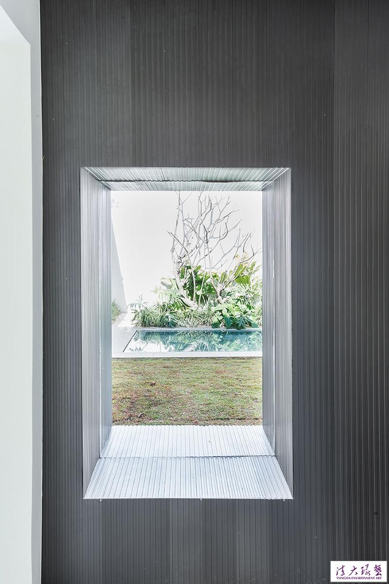 Felipe Hess室内设计--简单实用的公寓