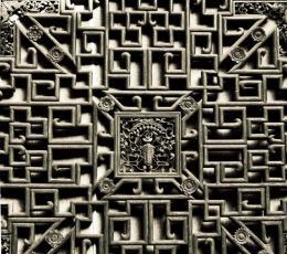 中国传统建筑中老宅的那扇窗