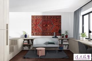 2套55平米精装小公寓设计