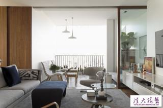 巴塞罗那时尚公寓 简约精致舒适感强