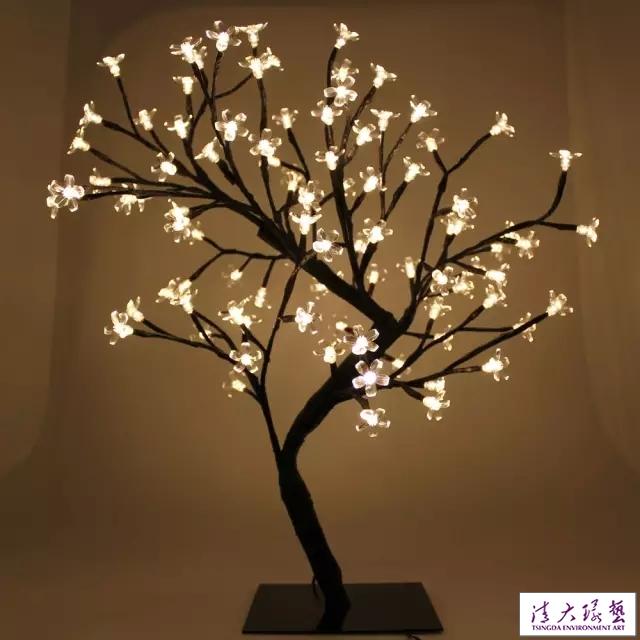 千百色灯具设计,让心上开出一朵花