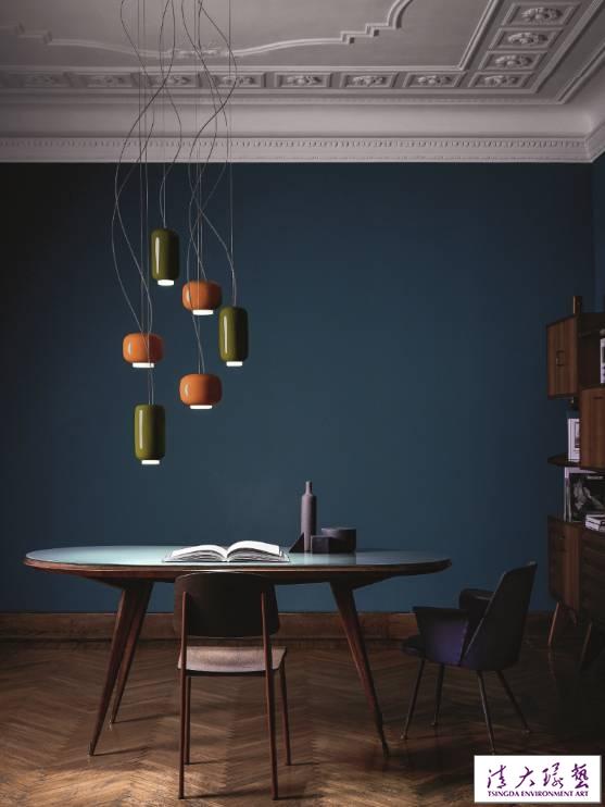 选择合适的灯具,营造别有的光影世界