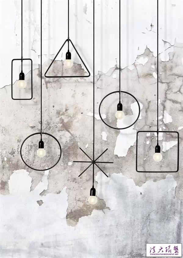 别把灯泡不当灯! 设计感十足的灯具
