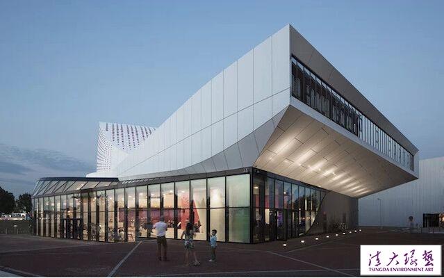 来自异世界的经典 荷兰DE STOEP剧院设计