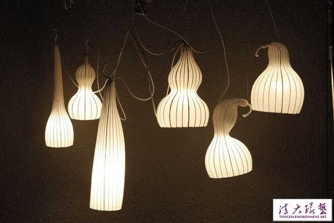 连志明-葫芦吊灯