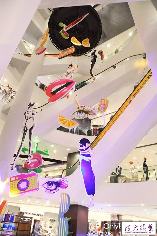 amata作品-曼谷ZEN时尚购物中心