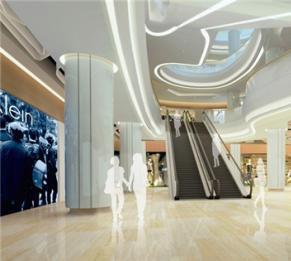 方振华作品:杭州D32购物中心
