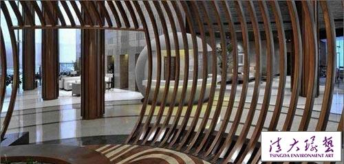 梁景华设计作品:无锡世贸中心