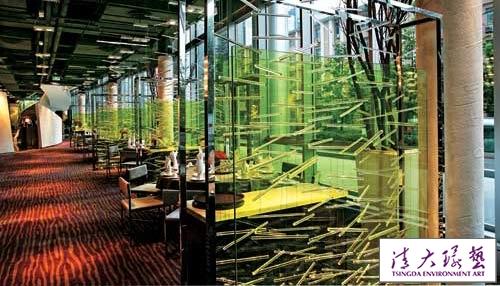 梁景华作品:北京上海菜饭店
