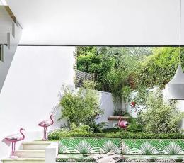 """野性南美风,10个方案让你的家变身""""奇幻森林"""""""