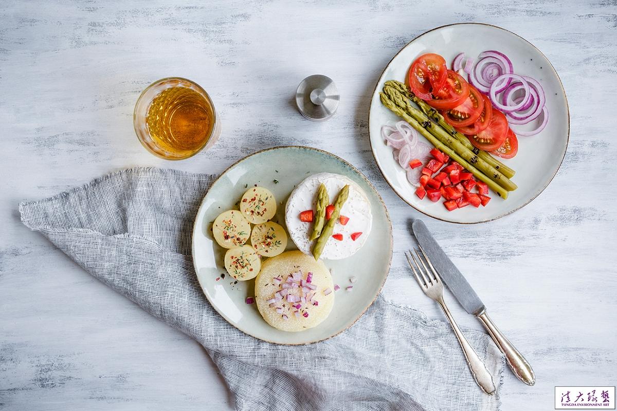 【软装色彩】一组食物摄影