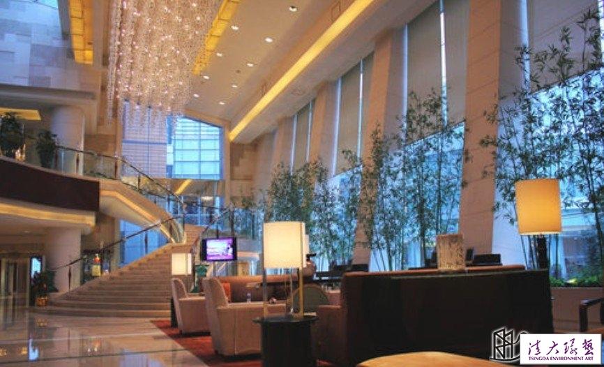 上海复旦皇冠假日酒店 - 酒店设计 - 关永权作品