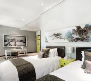 北京格瑞斯精品酒店 星级酒店中的精品设计 - 酒店设计 - 关永权作品