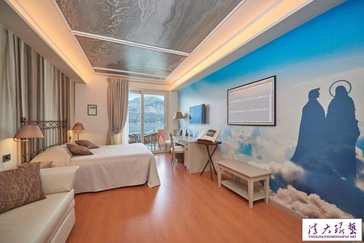 一间套房一个主题酒店装饰设计创意套房