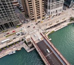 芝加哥滨河步道设计