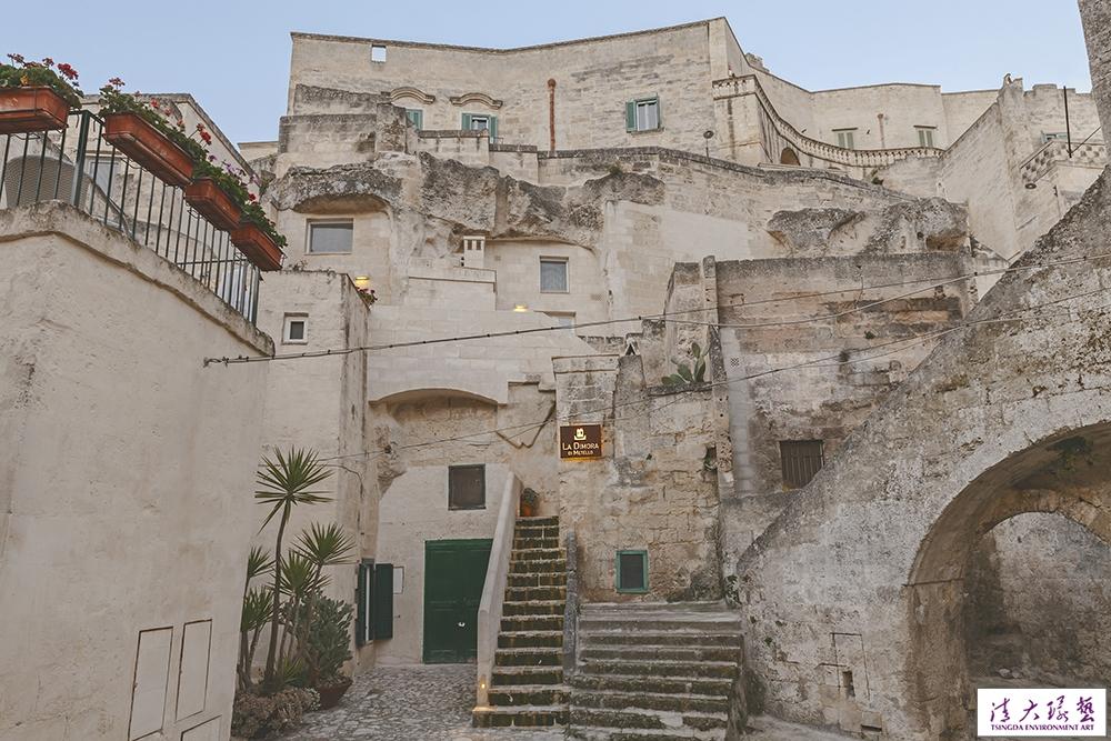 意大利马泰拉 La Dimora di Metello石头酒店