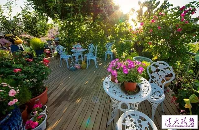 巴比伦城市花园,欣赏城市最美风景