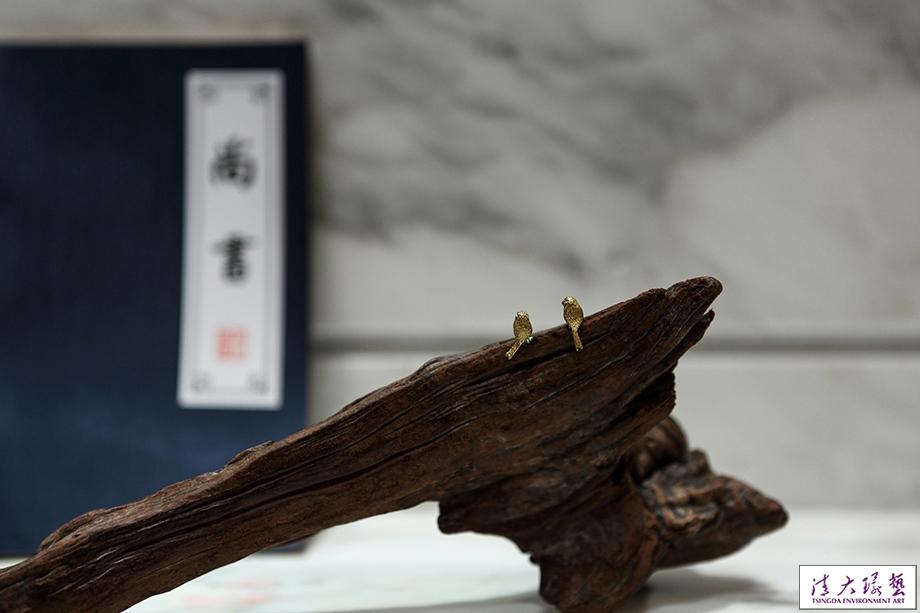 禅道茶煎-深圳四季御园样板间-唐晓年作品