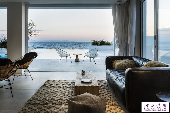 保加利亚Sea Sense海滨精品酒店设计