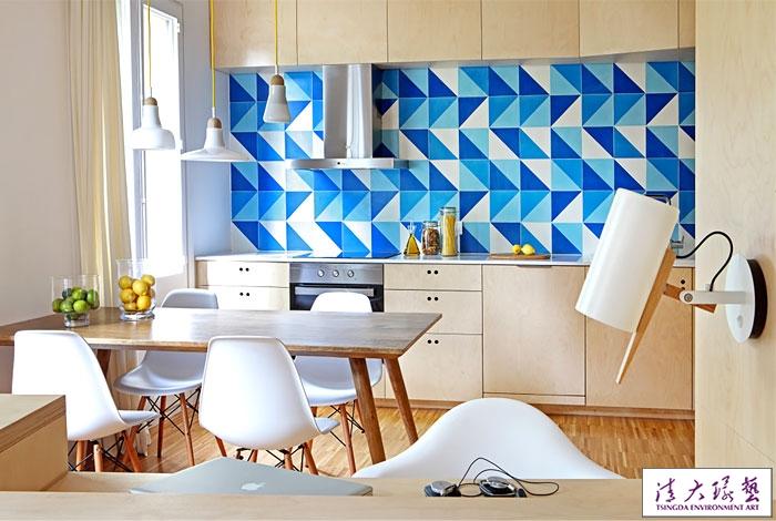 巴塞罗那Pujades11功能齐全的小型公寓设计
