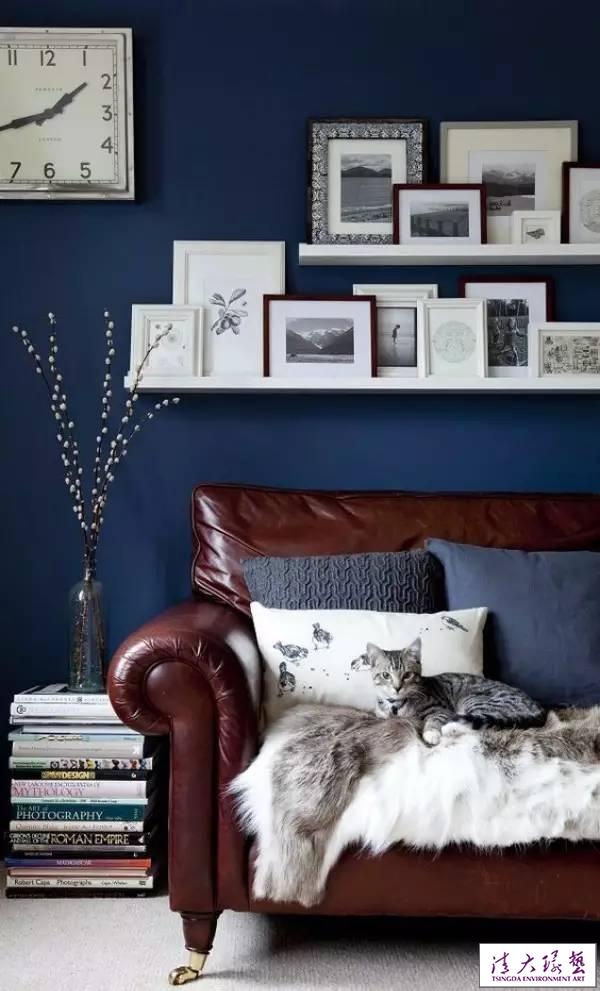 2017年的室内家居软装设计流行色彩趋势