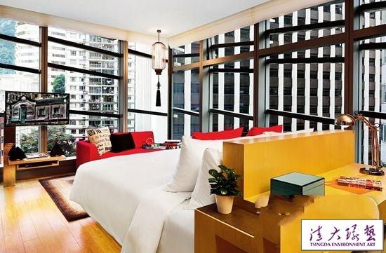 英迪格现代酒店室内设计与地域文化碰撞