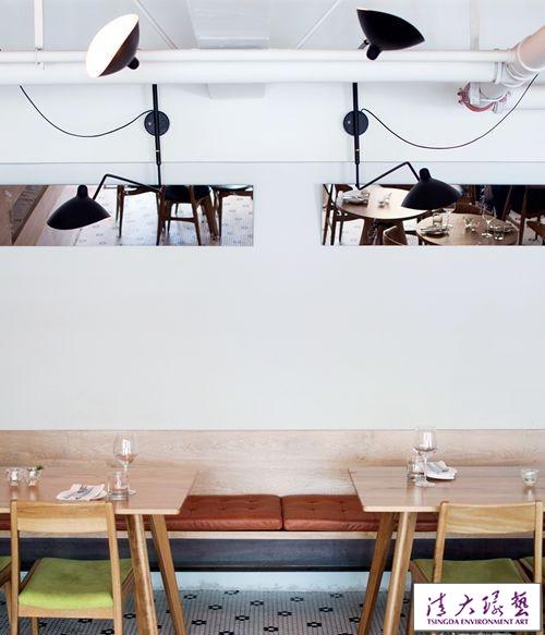 """The Rug""""工业复古餐厅设计家的享受"""
