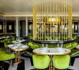 看摩纳哥人眼中的首家高档中餐馆设计