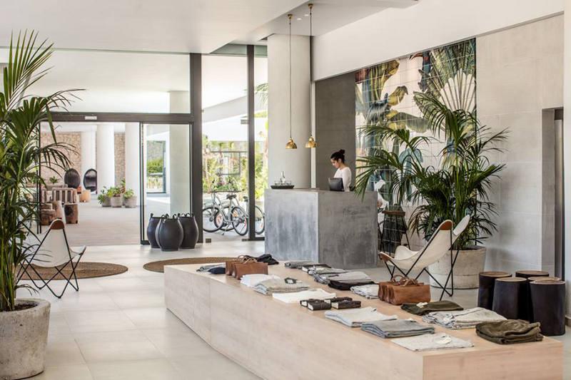 度假酒店室内设计与自然美景结合