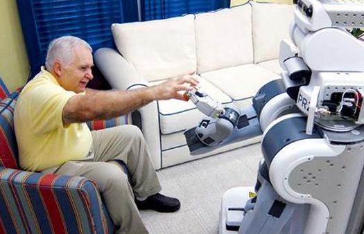 智慧养老-关爱老人生活健康及品质