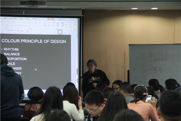 软装色彩的应用技能课色彩设计法则