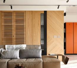 开放式空间的现代简约风格装饰设计