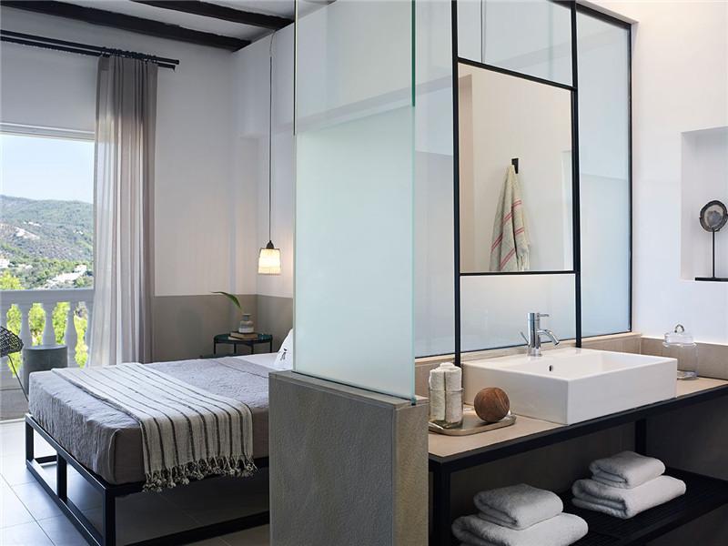 现代主义美学与自然完美协调的酒店设计