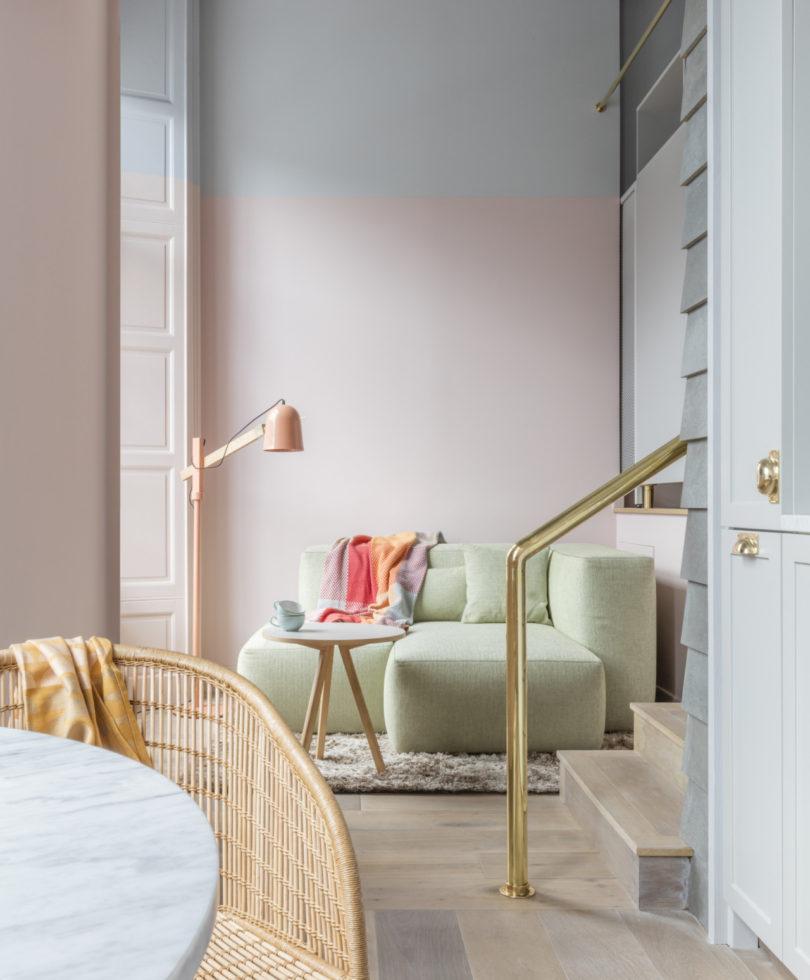 爱丁堡酒店摇身一变为一个新的21世纪现代风格