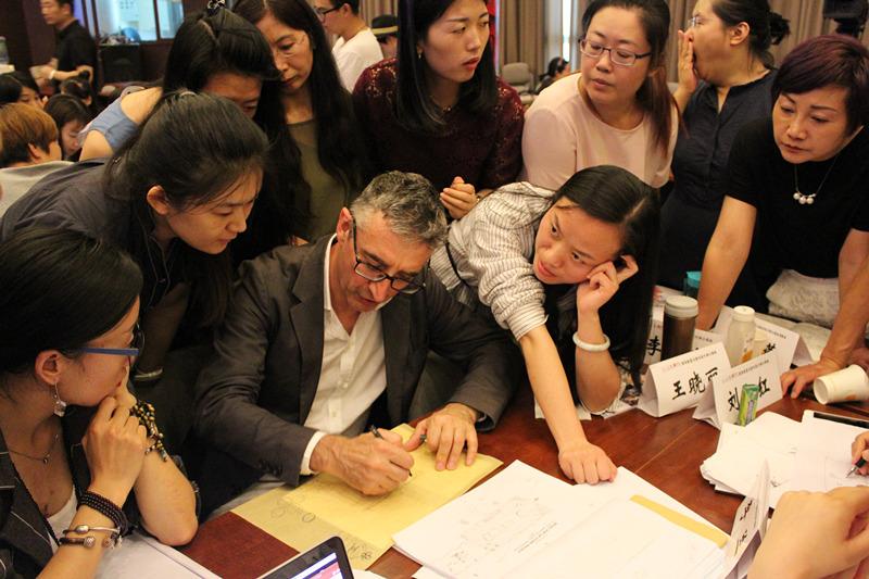 清大环艺IED国际软装与陈列设计11期开学课程笔记