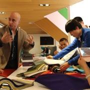 意大利·米兰国际家具展(布艺篇)