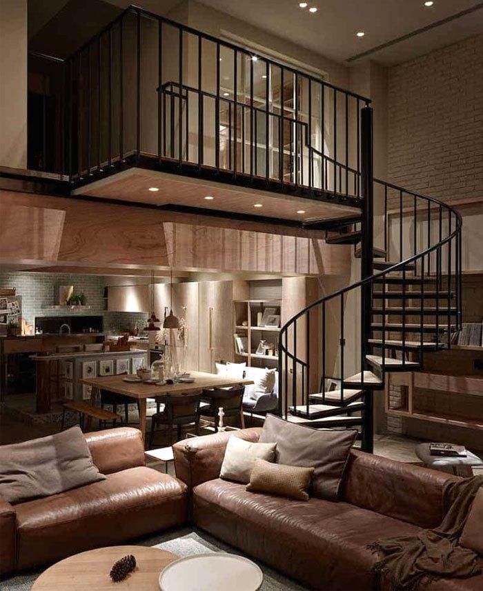 现代住宅软装设计创造出一种有机和宁静的气氛以豪华的方式回家