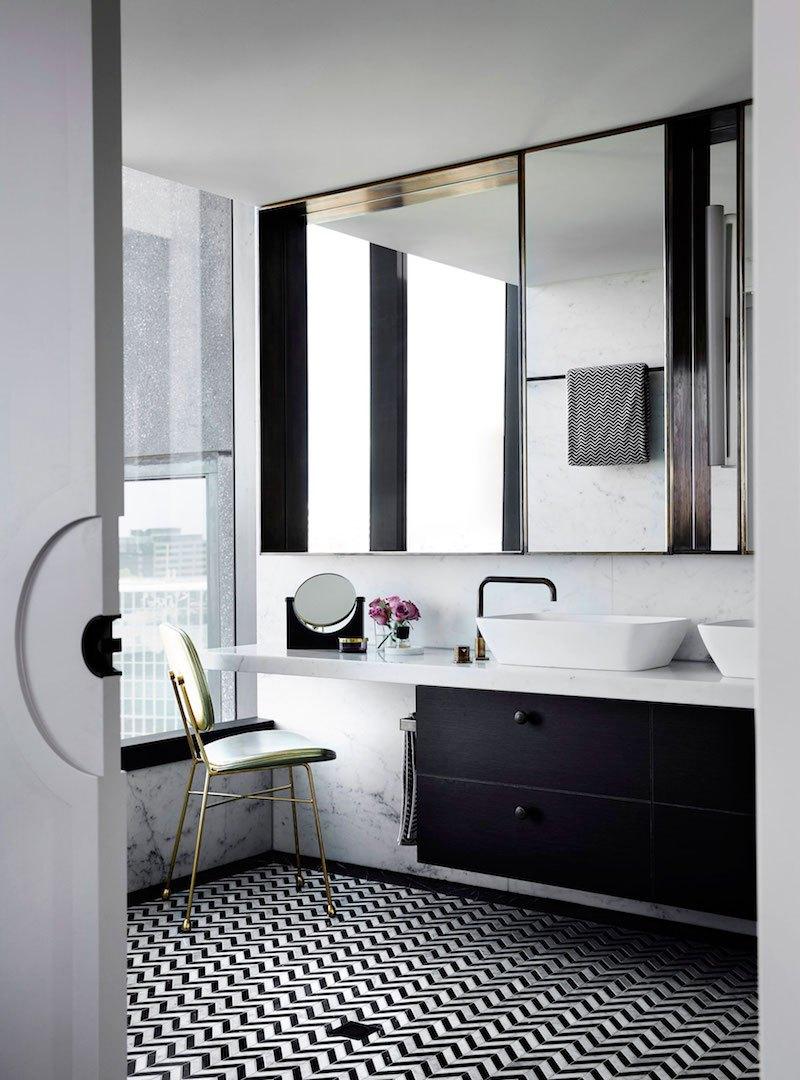 低调奢华的室内装饰并赋予莱坞氛围的主题风格