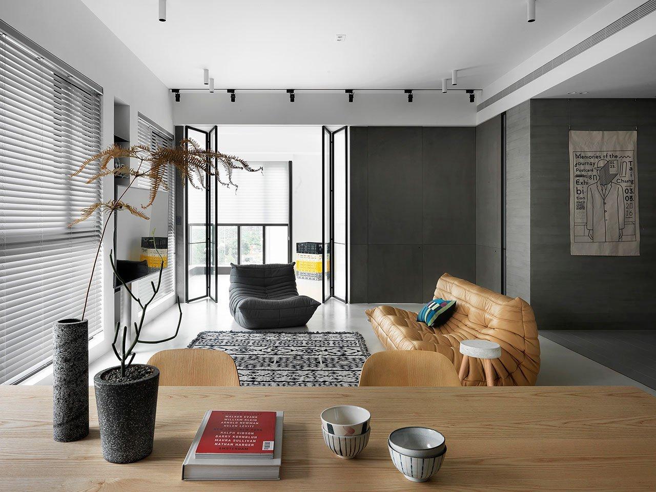 现代简约风格的家居设计独特的生活方式和审美
