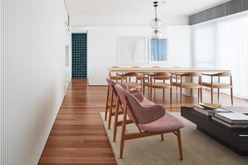 巴西圣保罗260平米AML公寓翻新装饰设计