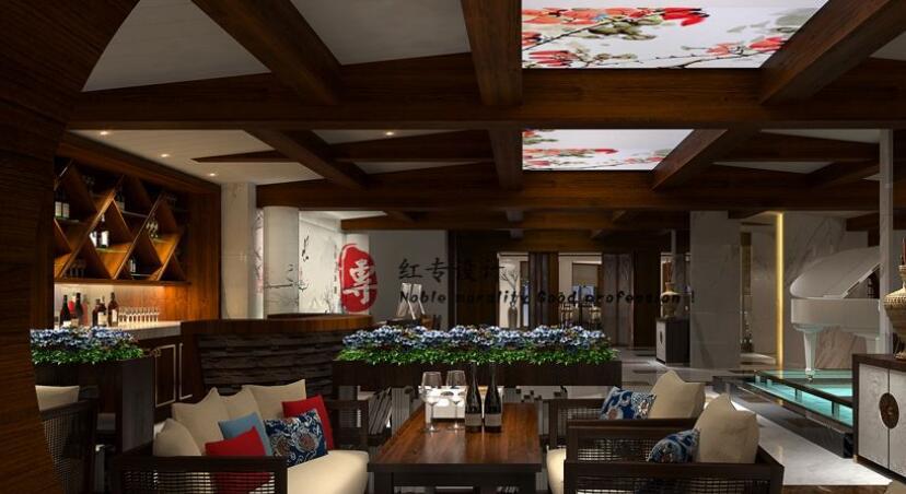 Zigui·E学院主题酒店-度假酒店设计