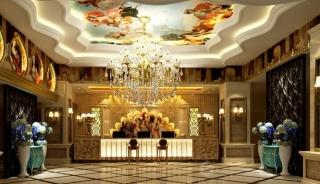 白金hangong足浴俱乐部装饰设计
