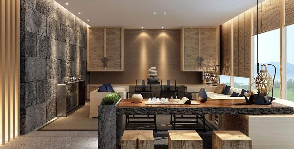成都茶文化精品主题酒店设计