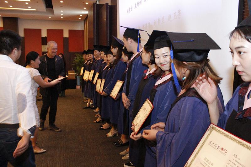 清大环艺国际软装班12期盛大结业-踏上征程不断学习不断实践