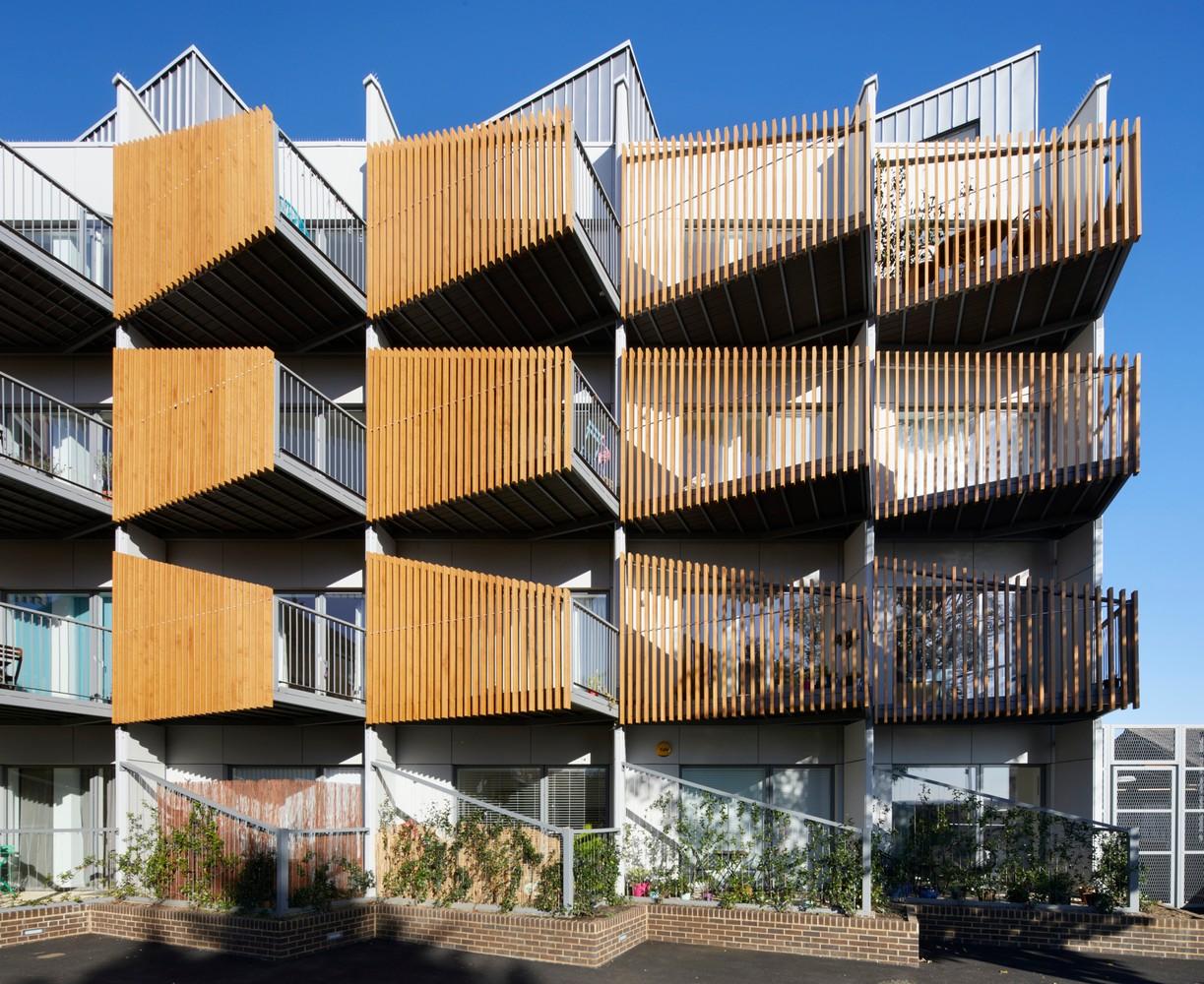 美国Paxton 调集住所建筑设计