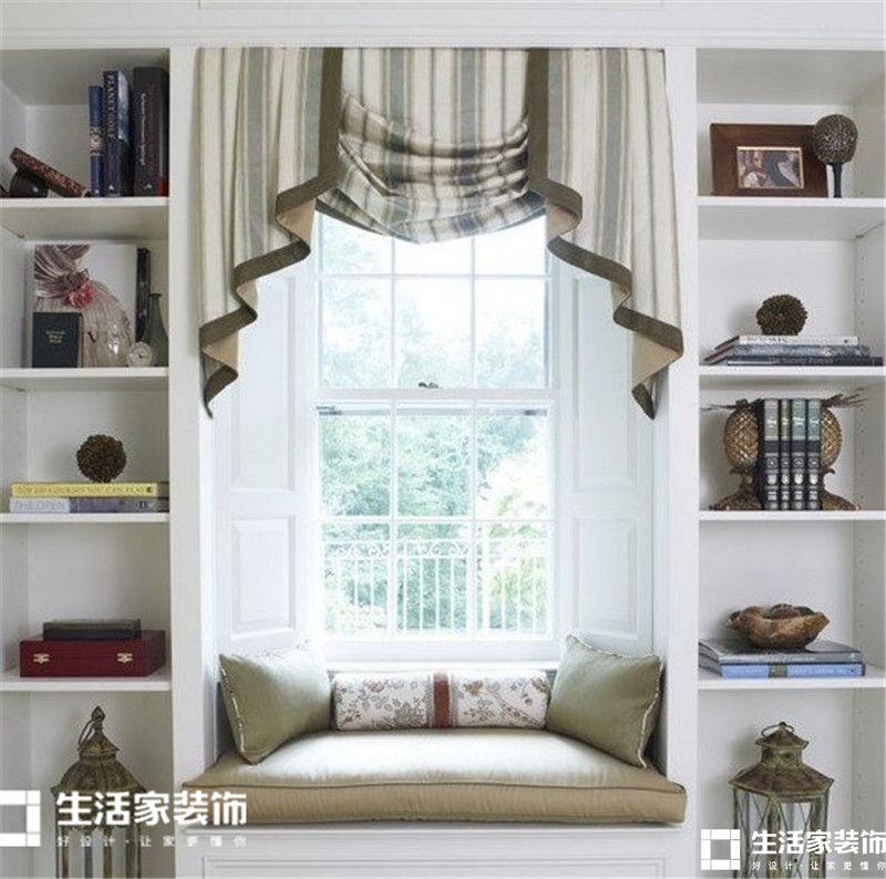 高楼飘窗设计来袭,给你美的享用
